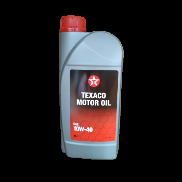 olio texaco 10w-40